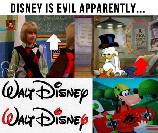 Evil Disney