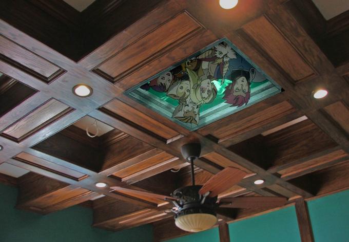 Ceiling Thundercats