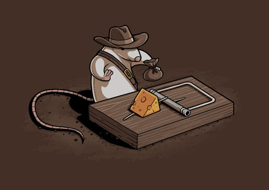 Indiana Mouse
