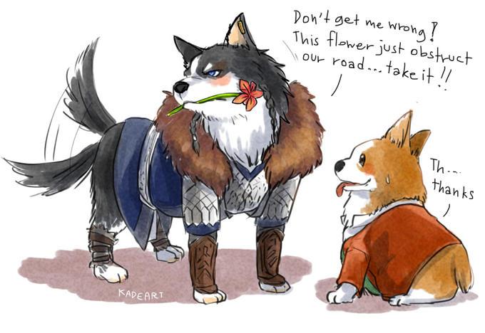 Bilbo/Thorin = OTP