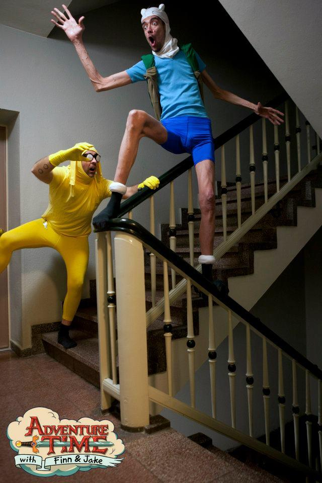 Nightmare Time with Finn and Jake