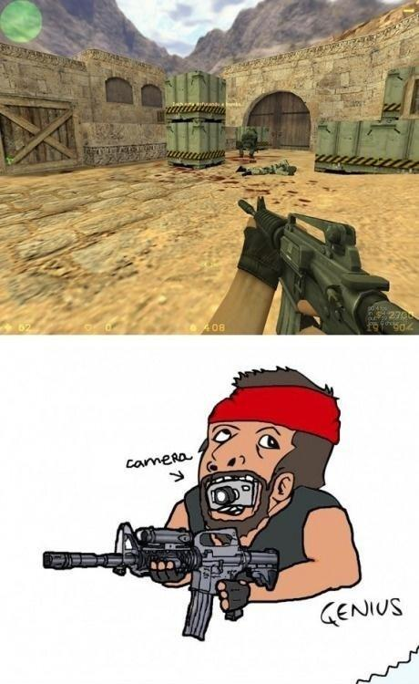 How FPS Games Are Made