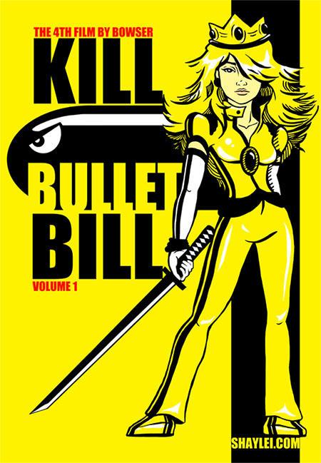Kill Bullet Bill