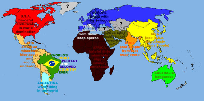 The World According to Brazil