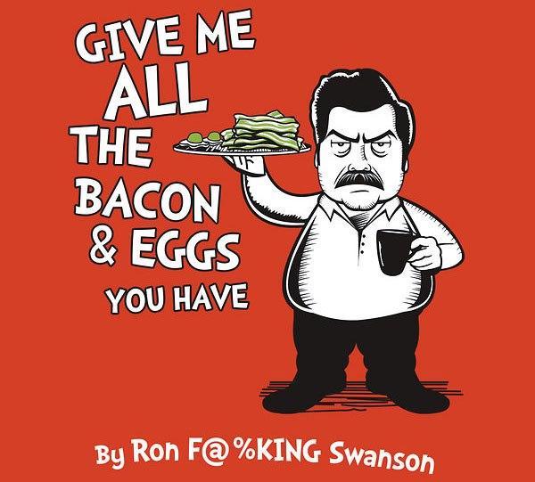 A Ron Swanson Book