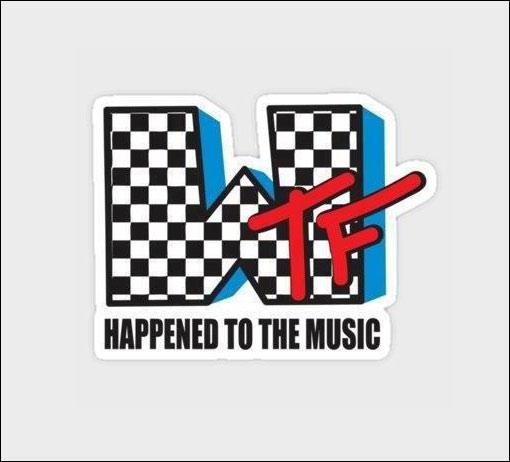 MTV's New Logo