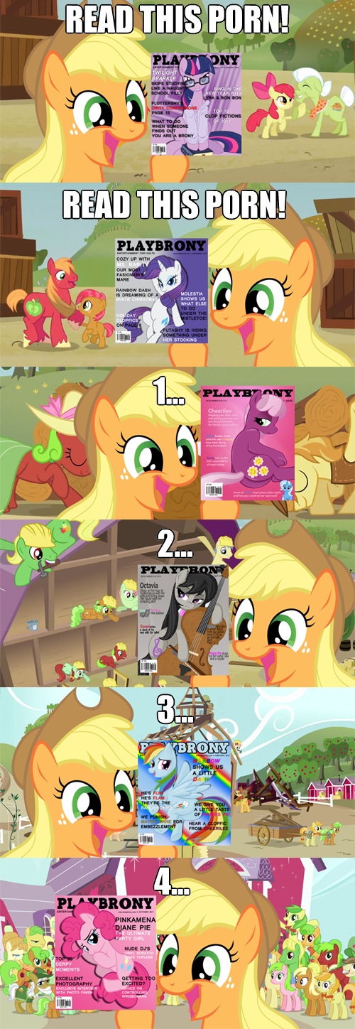 Read this porn! | My Little Pony: Friendship is Magic