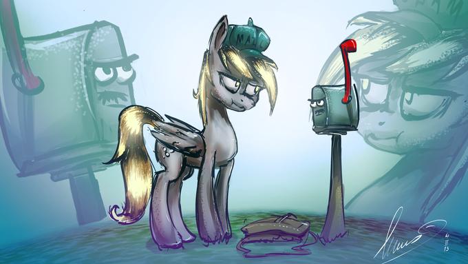 Depy VS Mail box