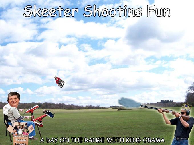Skeeter Shootin