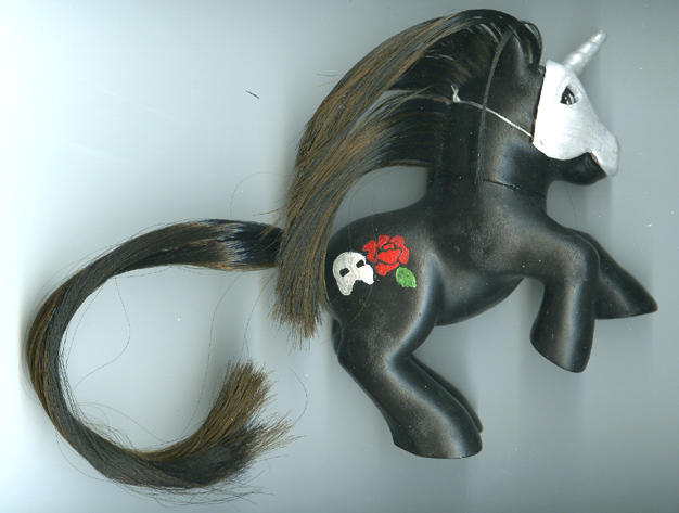 Pony of the Opera