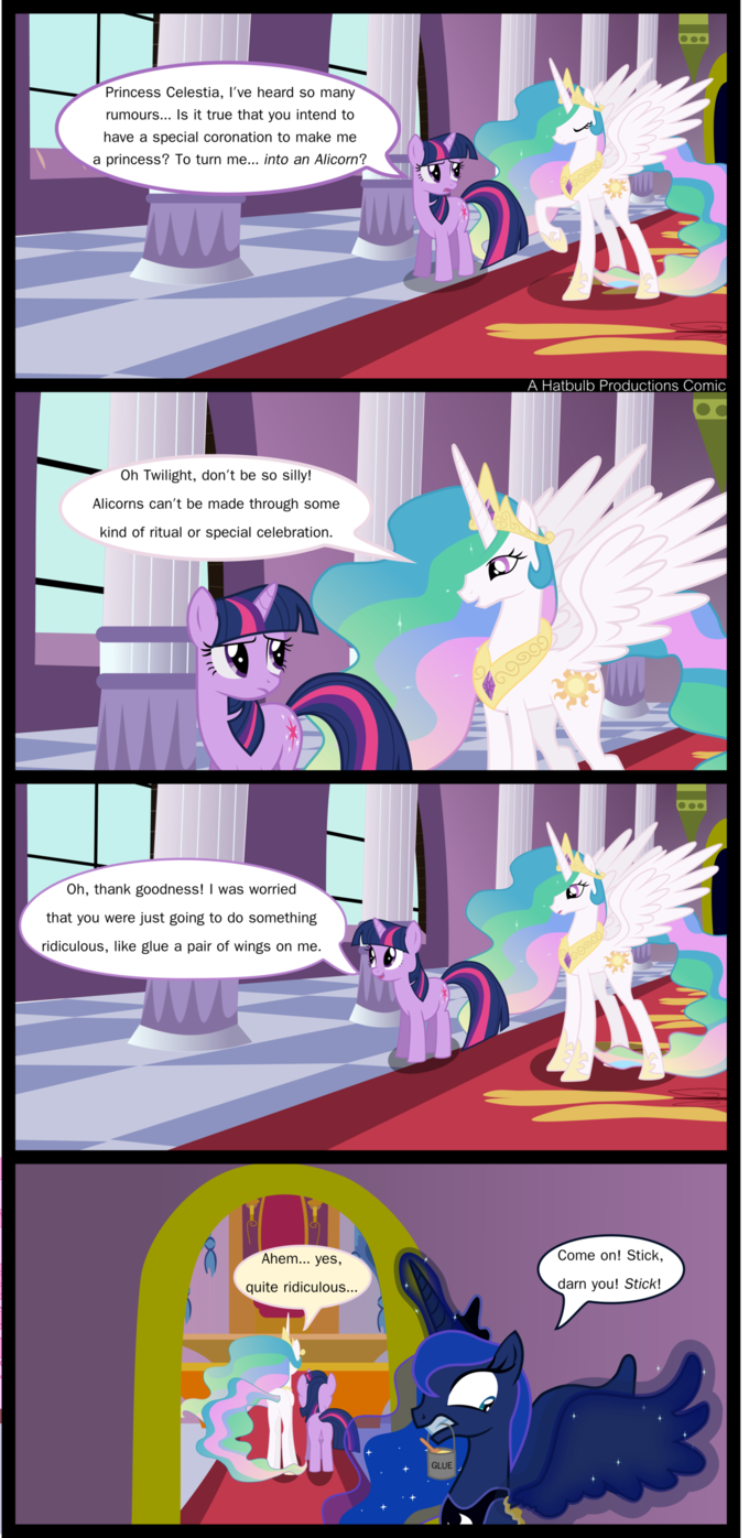 Twilight's Ascension: Glue