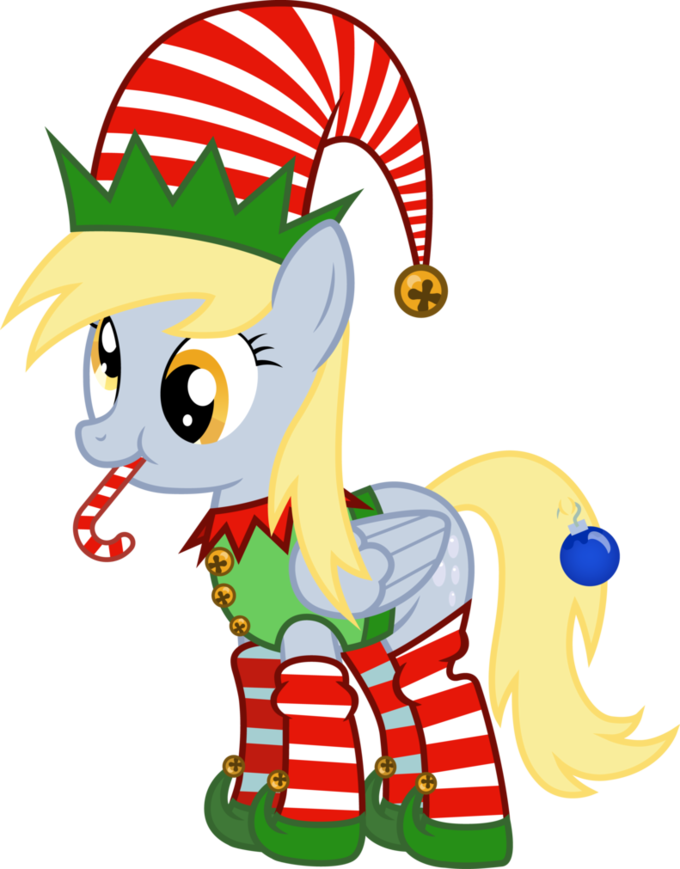 Derpy the Elf