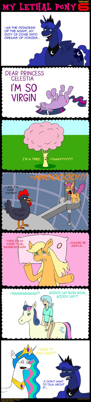 My Lethal Pony 6: Dreams