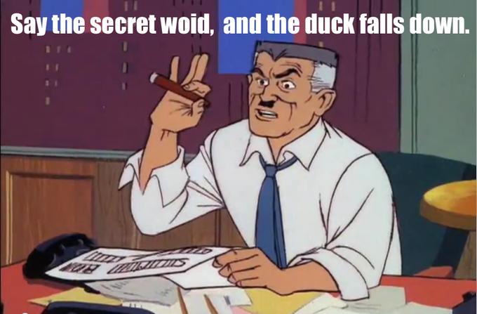 Secret Woid