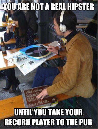 Vinyl Hipster