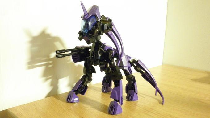 Twilight Sparkle Power Armor