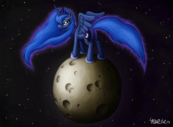 Double Luna