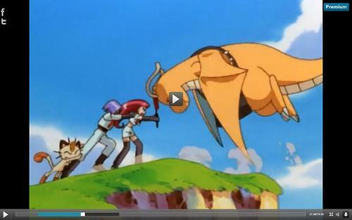 Remember when Team Rocket stopped a Dragonite with a frying pan?