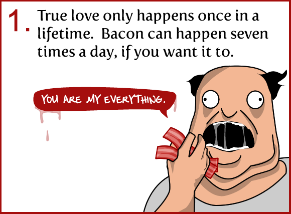 True Love Bacon