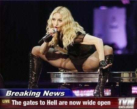 Gates of Hell Open