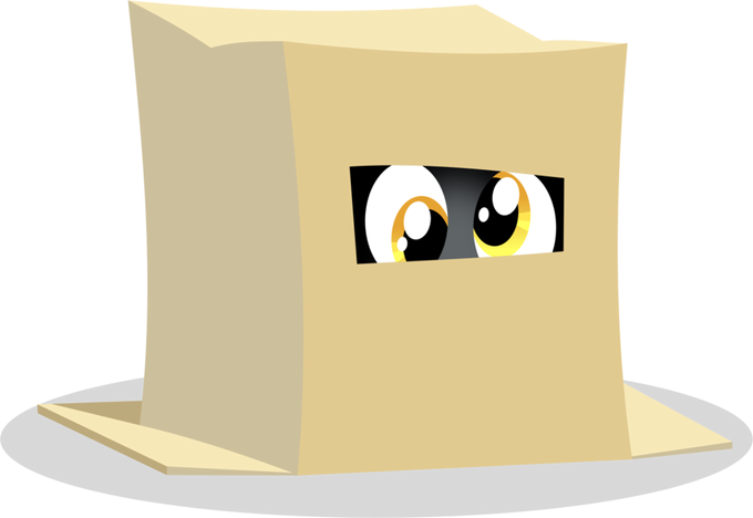 Derpy in a Box