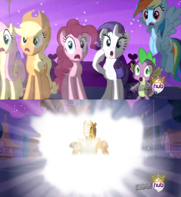 I am Twilightnuva, Alicorn of Light