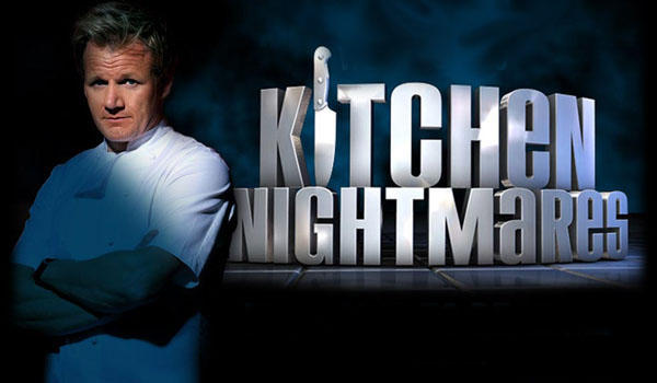 Kitchen Nightmares Title