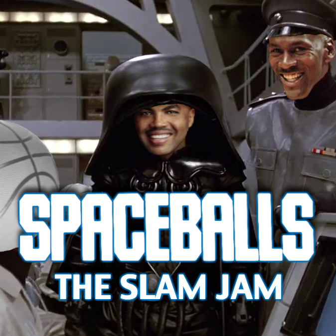 Spaceballs: The Slam Jam! (Quad City DJs vs. Mel Brooks/The Spinners)