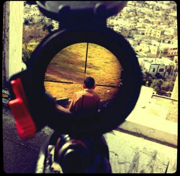 An Israeli Solder's Instagram of a Palestinian Boy Causes Uproar