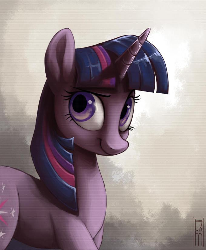 Twilight Portrait Practice