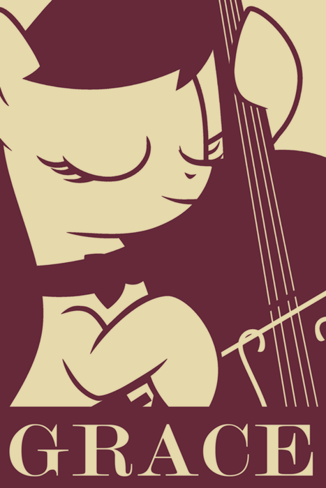 Grace is key to doing good on the cello