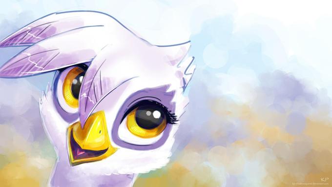 Gilda Portrait