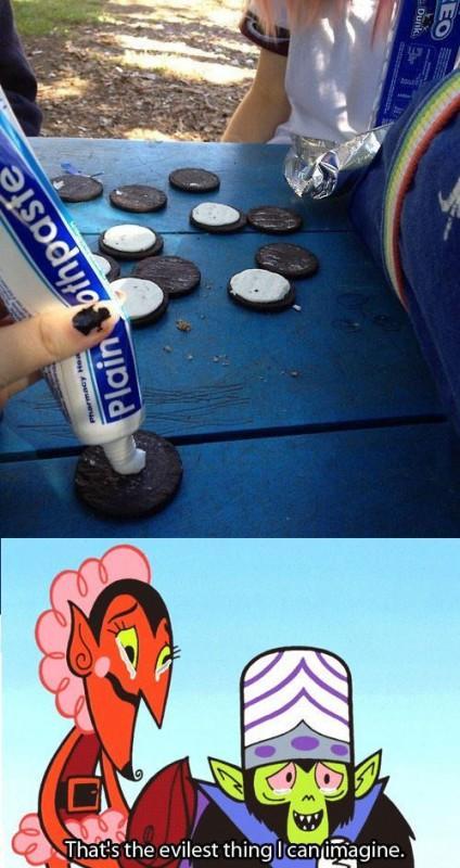 Toothpaste Oreo Cream