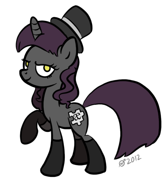Ponification of ED's mascot, AE-tan