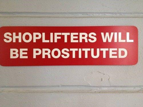 A typo or a brilliant anti-theft strategy?