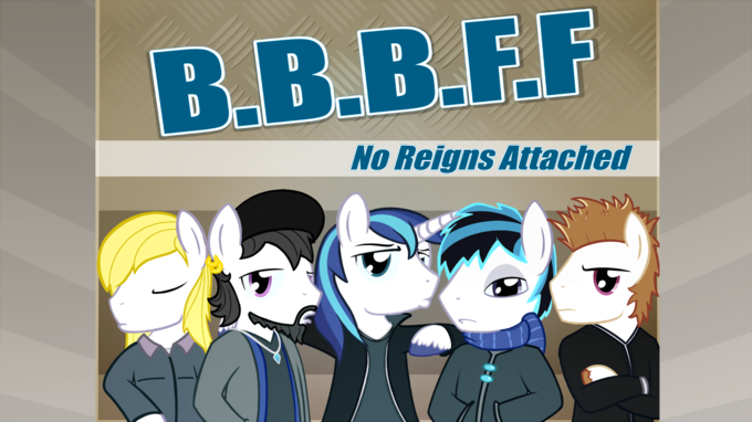 BBBFF - No Reins Attached