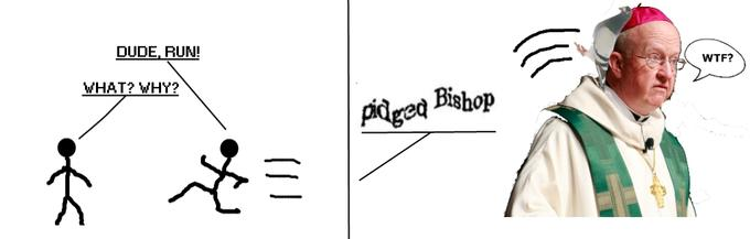 pidged bishop