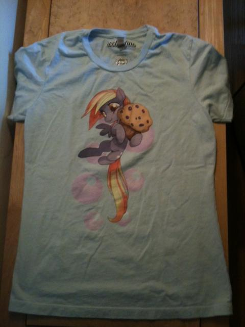 Derpy Shirt Worn by Amy Keating Rogers