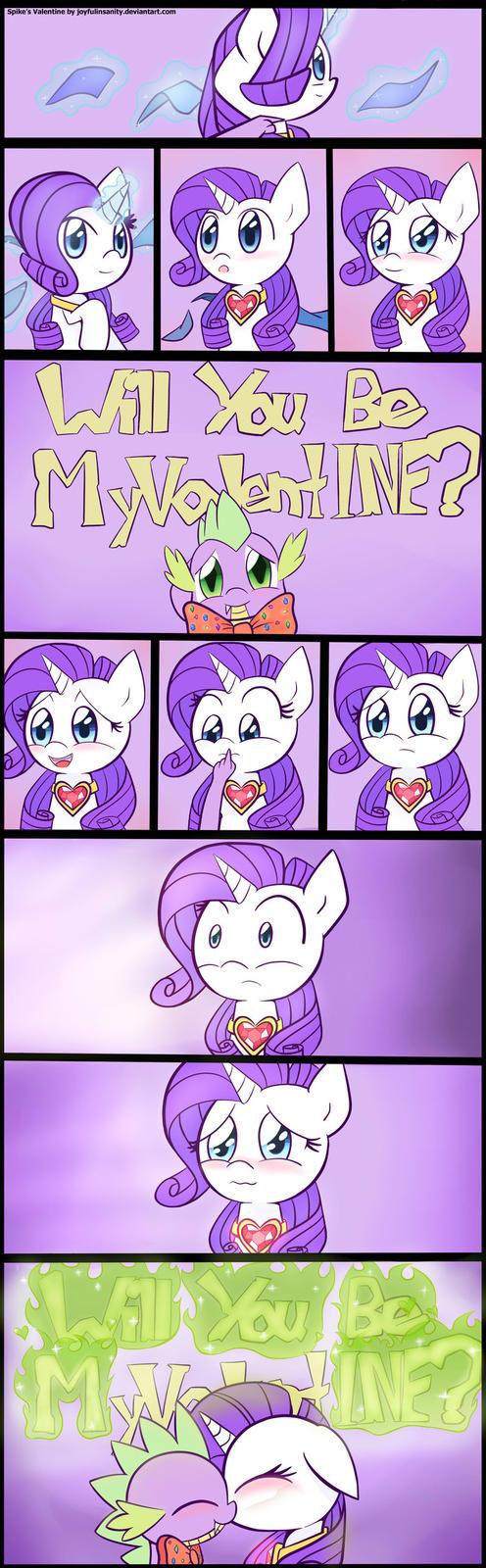 Spike's Valentine