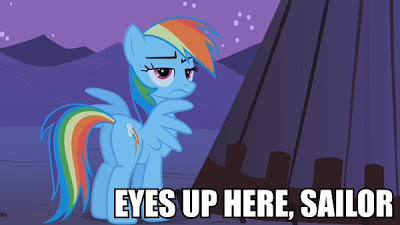 Rainbow Dash's Plot