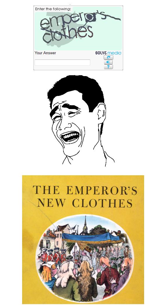 Emeperor's Clothes