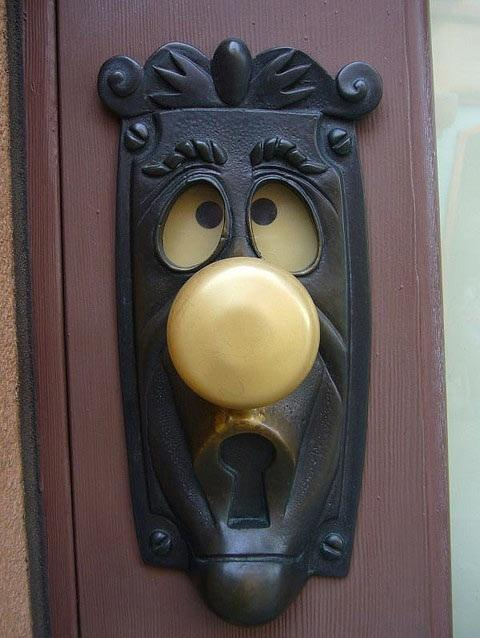 Real Life Magical Doorknob