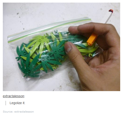 Legolize Marijuana