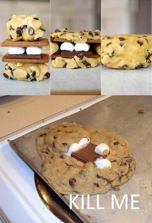 Maimed Cookies