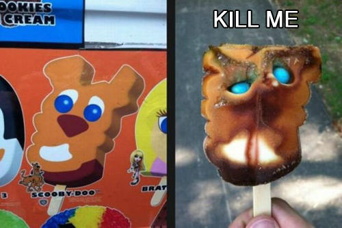 Scooby Doo, Ice cream nightmare