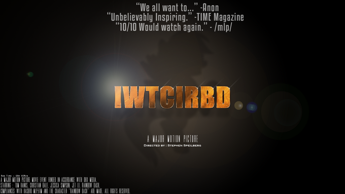 IWTCIRD The Movie