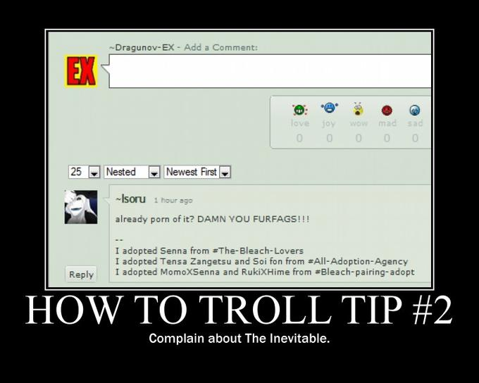 How To Troll #2