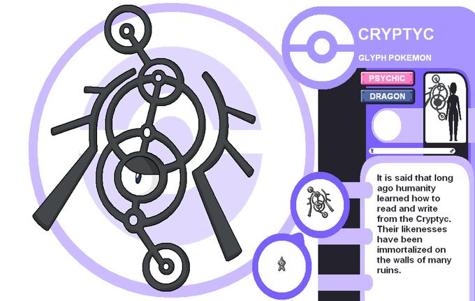 Cryptyc; Fake Unknown Evolution
