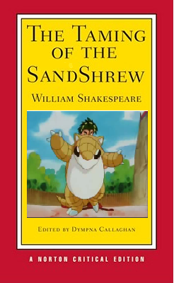 The Taming of the Sandshrew