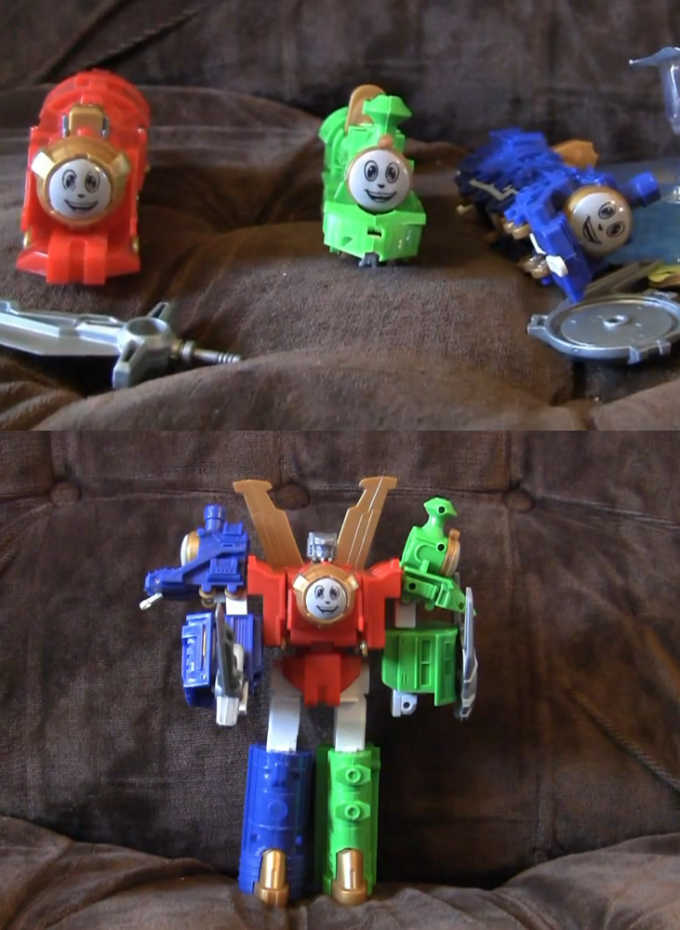 Train-Formers